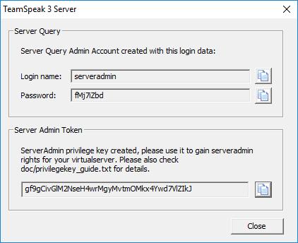 Как создать сервер